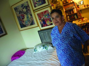 Lupe Chavez has been a caregiver with Help Unlimited for more than two decades. The business is celebrating its 40th anniversary.