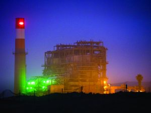 NRG Energy's Mandalay Generating Station along Oxnard's shores would be replaced if state officials approve the project.