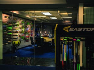Easton Softball/Baseball, well known for making bats, is moving its headquarters to Thousand Oaks.