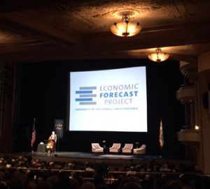 The Santa Barbara County Economic Summit at the Granada Theatre on May 5.