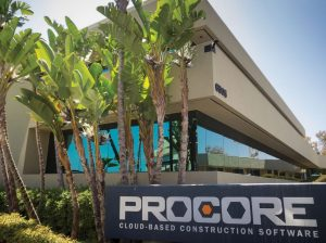 Carpinteria-based Procore Technologies moved up from No. 880 last year to No. 697 this year. (Nik Blaskovich)