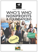 Who's Who in Nonprofits & Foundations, Pacific Coast Business Times