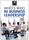 Who's Who in Business Leadership 2017